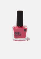 Cotton On - Rubi gel nail polish - fuchsia