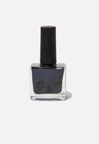Cotton On - Rubi gel nail polish - black