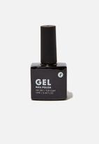 Cotton On - Rubi gel nail polish - top coat