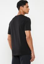 PUMA - Summer logo tee - black