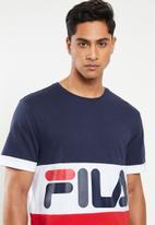 FILA - Greg short sleeve tee - multi