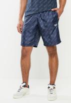 Reebok Classic - Classic shorts -  navy