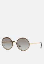 Vogue - Vogue grey gradient - gold