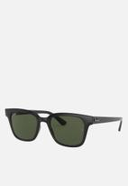 Ray-Ban - Retro sunglasses - black