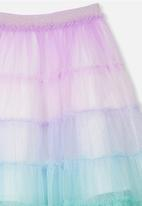 Cotton On - Trixiebelle tulle skirt - multi