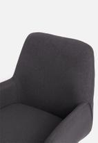 Basics - Anna office chair - black