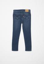 Levi's® - Levi 711 skinny jeans - blue