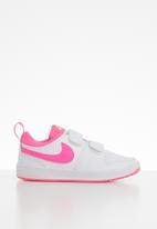 Nike - Nike pico - white & pink