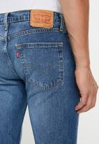 Levi's® - 511 Slim fit sinaloa flannel jeans - blue