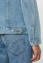 Levi's® - Morris patch pocket trucker - blue