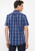 POLO - Mens weekender shirt - multi