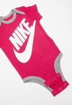 Nike - Nhn futura logo box set - pink & grey