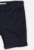 Cotton On - Walker chino short - navy