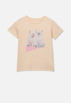 Cotton On - Penelope short sleeve - peach