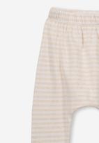 Cotton On - The legging - cream & peach