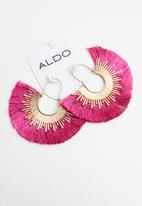 ALDO - Maodda earrings - pink