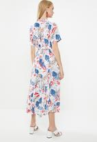 AMANDA LAIRD CHERRY - Matlho dress - multi