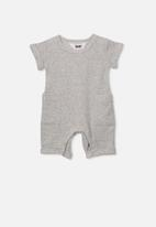 Cotton On - River playsuit - grey