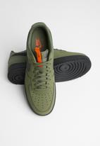 Nike - Air Force 1 '07 - medium olive / black-starfish