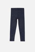 Cotton On - Huggie tights - navy