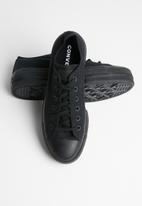 Converse - Chuck Taylor All Star Clean Lift - black