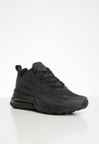 Nike - Air Max 270 React - black /oil grey