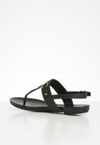 ALDO - Elirka sandal - black