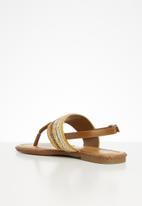 ALDO - Abirawia sandal - cognac