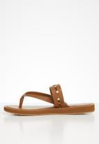 ALDO - Silan sandal - tan