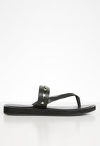 ALDO - Silan sandal - black