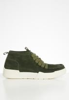 G-Star RAW - Rackam wallabee sport - combat