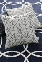 SF Collection - Vania cushion cover - grey
