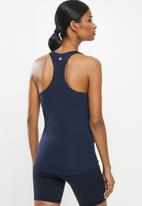 Cotton On - Maternity fitted tank top  - navy