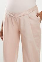 Superbalist - Cigarette trousers  - dusty pink