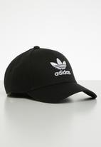 adidas Originals - Baseball class tre - black & white