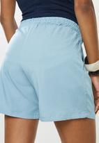 Cherry Melon - Maternity Relaxed shorts - blue