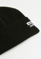 adidas Originals - Cuff knit - black & white