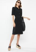 Jacqueline de Yong - Adrianna dress - black