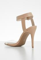 Cotton On - Skylar stiletto heel - neutral