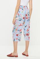 Jacqueline de Yong - Star belt culotte - multi