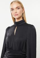 Vero Moda - Jade cut out top - black