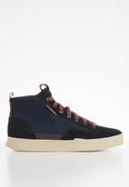 G-Star RAW - Rackam core mid - dark saru blue