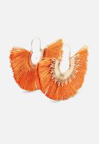 ALDO - Maodda earrings - orange