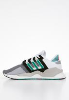 adidas Originals - EQT Support 91/18 - core black / clear granite / sub green