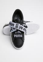 PUMA - Basket heart de wns - puma black-puma white
