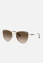 Vogue - Vogue brown gradient - gold & matte brown