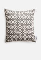 SF Collection - Ayla cushion cover - grey