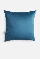 Sixth Floor - Magical cushion cover - teal