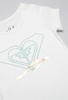 Roxy - Girls T-shirt - cream