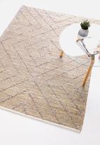 Sixth Floor - Worgan rug - grey